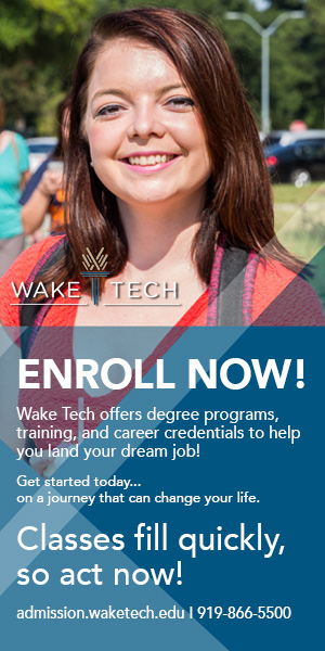 wake technical community college jobs